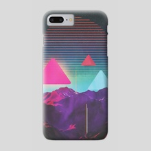 instinctual - Phone Case by drewmadestuff