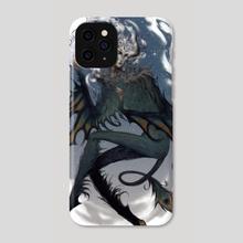 Spiritus - Phone Case by Darina Muravjeva