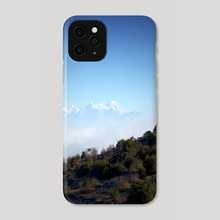 Mt. Everest, are you there? - Phone Case by Jade Miller