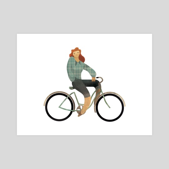 Bicycle by Andrew Lyons