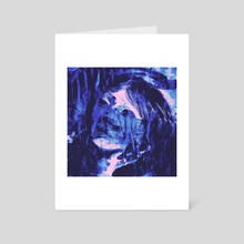 Unfolding - Art Card by Seppy Lemar