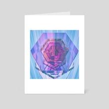 full speed - Art Card by drewmadestuff