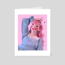 Mei - Art Card by Layana Cmt