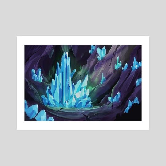 Crystal Cave by Soojin Lim