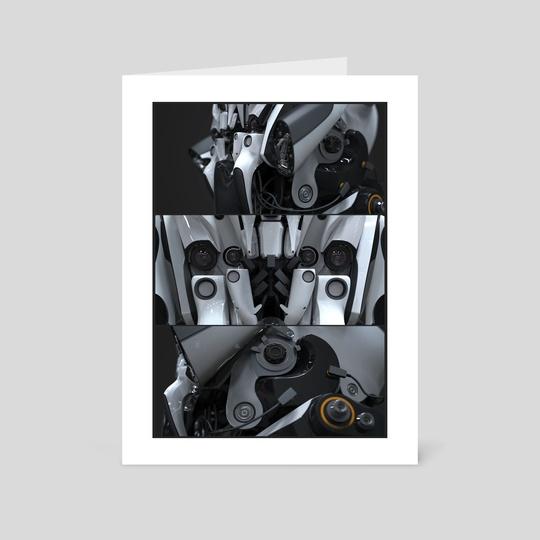 DroneSoldier_1 by Bao Ngoc Vu