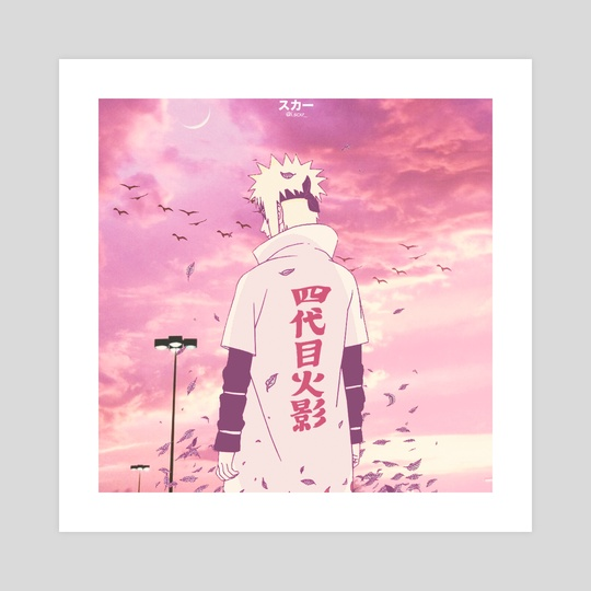 Pink Hour - Minato by Scar