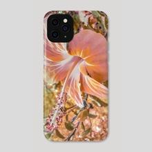 Hibiscus Flower Photography - Phone Case by Daniel Ferreira Leites