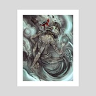 Tempest Lord Wie  - Art Print by Murdok X