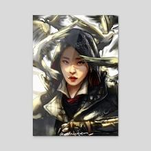 assassin - Acrylic by gab