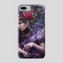 Got me dreaming - Phone Case by Gracjana Zielinska