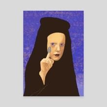 Alia Atreides - Canvas by Ferran Sirvent