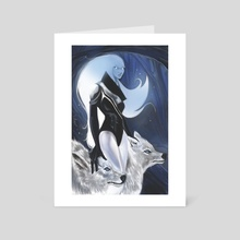 Charmer - Art Card by William Jamison