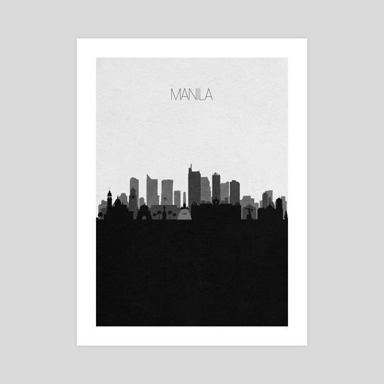 Manila by Deniz Akerman
