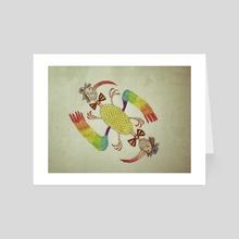 13 - Art Card by Alesha Stupin