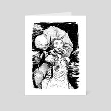 Scorpio - Art Card by Jonathan Noyau
