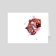 A Different - Art Card by Topher Petsch