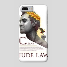 Caesar - Phone Case by Denis Shevchenko