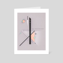 CAK - Art Card by drewmadestuff