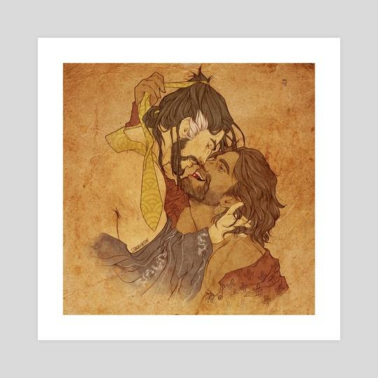 Be my Valentine by Ssara P. Selvik