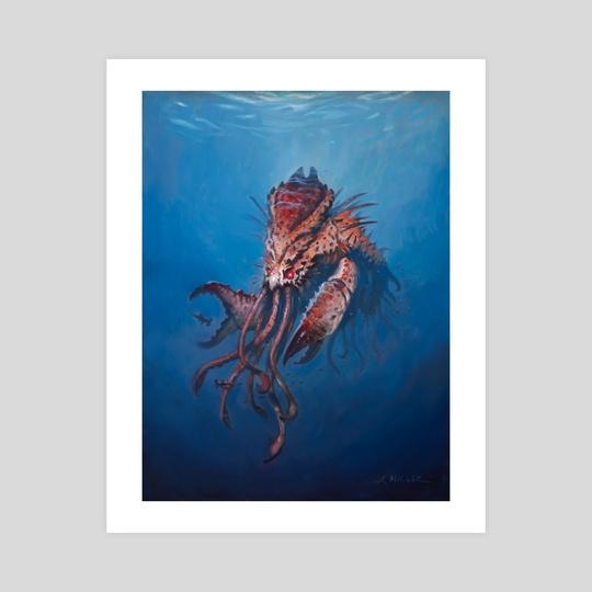 Kraken by Aaron Miller
