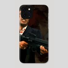 Scarface - Phone Case by Dmitry Belov