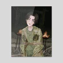 Daechwita  - Acrylic by Yoon Sung