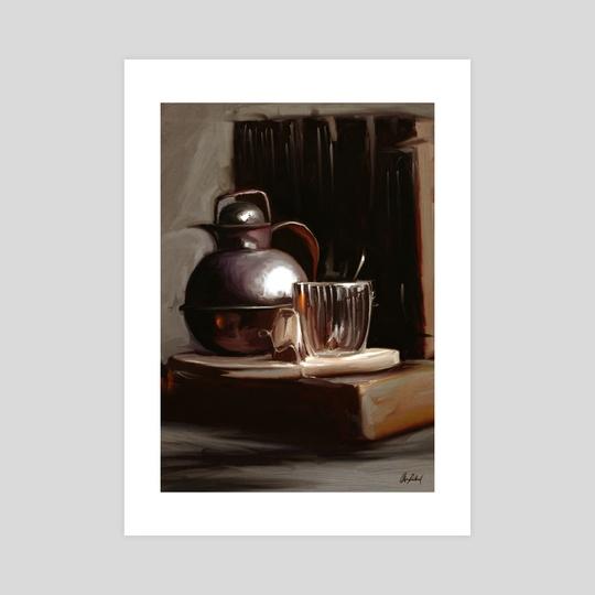 Tea cup by Okan Bülbül