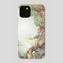 Springtime Magic - Phone Case by Tiffany England