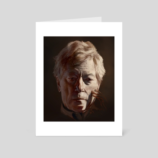 Roger Scruton by Jan Krycinski