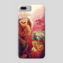 Guardians of Eden - Phone Case by Christi Lu