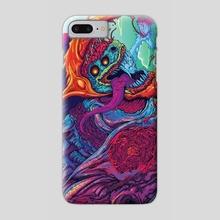 Hyper Beast - Phone Case by Brock Hofer