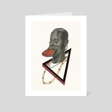 prototype 2 - Art Card by marstheillustrator