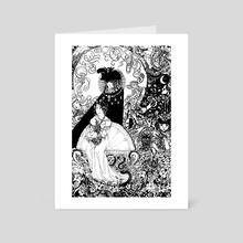 Macbeth - Art Card by N. Ludlow