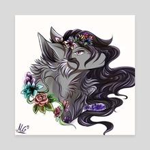 Harmony - Canvas by Meriza Gomez