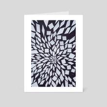 Pattern 3 - Art Card by Jeho-Nephtey Abraham