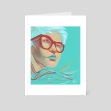 my oh my - Art Card by alikeadis
