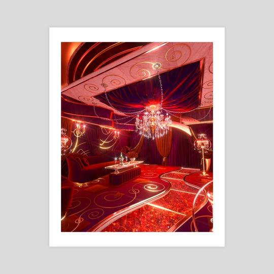 Red Room by Blake Kathryn