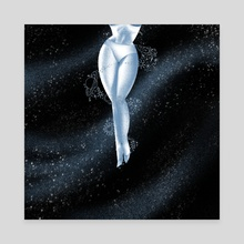 Legs for Lightyears - Canvas by Jeremy Holder