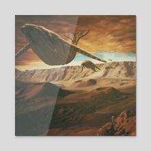 From Mars to Sirius - Acrylic by Siddhartha Saravia