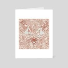 Ouija  - Art Card by Cai Vail