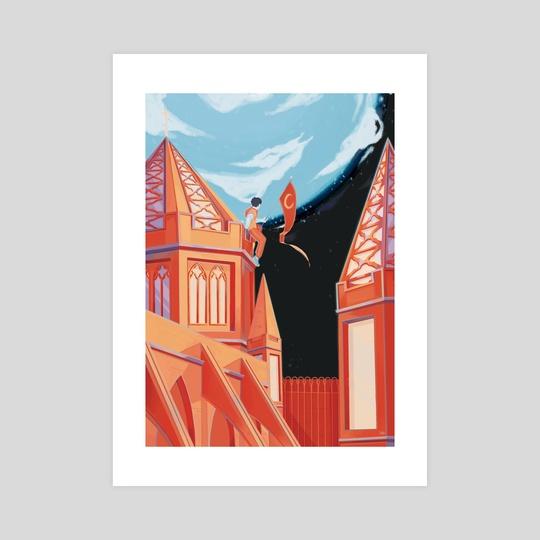Homestuck Prospit John Egbert by Sydnee Mills