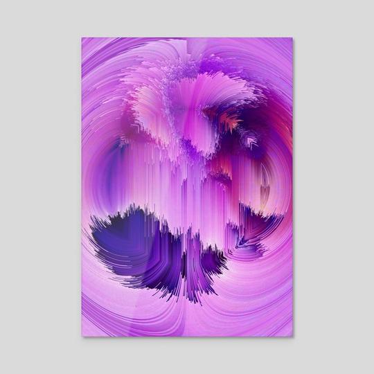 Abstract Glitch Art 25 by 1X NewArt