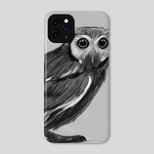 Stare what stare?!! - Phone Case by shamandalie