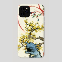 Orchid - 79 - Phone Case by River Han