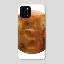 Impression No.9 - Phone Case by Benjamin Bardou