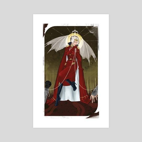 Edelgard by nyx