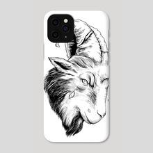 Goat - Phone Case by Kacper  Gilka