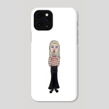 Me - Phone Case by Kassidy Lugo