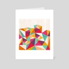 Diamond - Art Card by Kakel