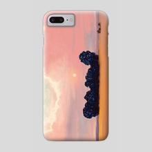 Pink Skies - Phone Case by Eric Hartman